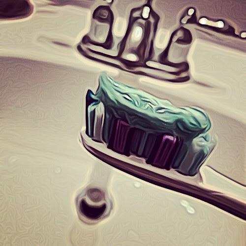 #toothbrush