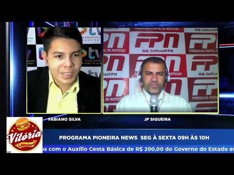 Programa Pioneira News 19/05/2021