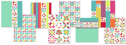 Quilt Top Layout Ideas