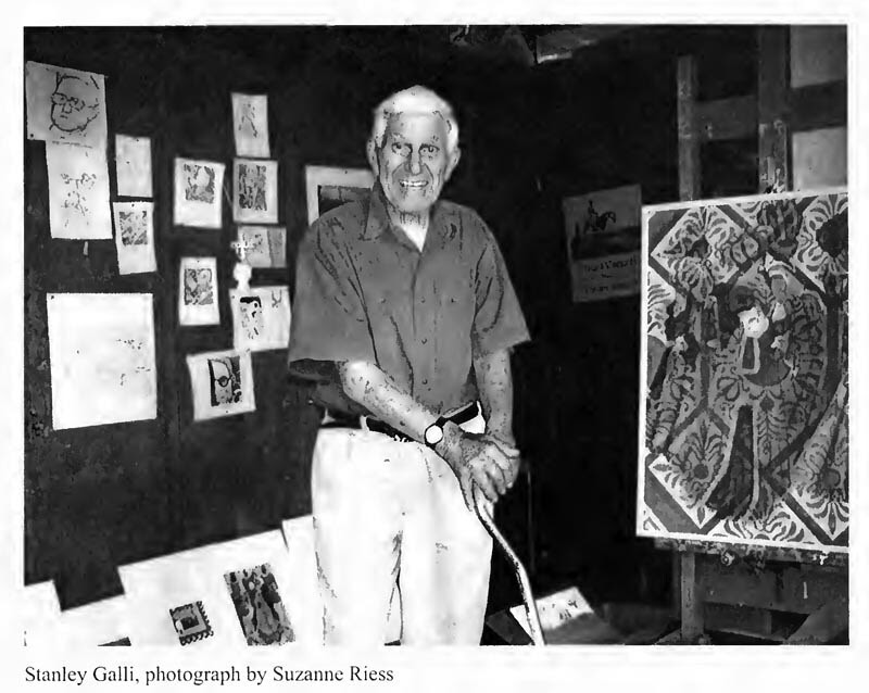 Solving visual problems : oral history transcript : an artist's life / 2002