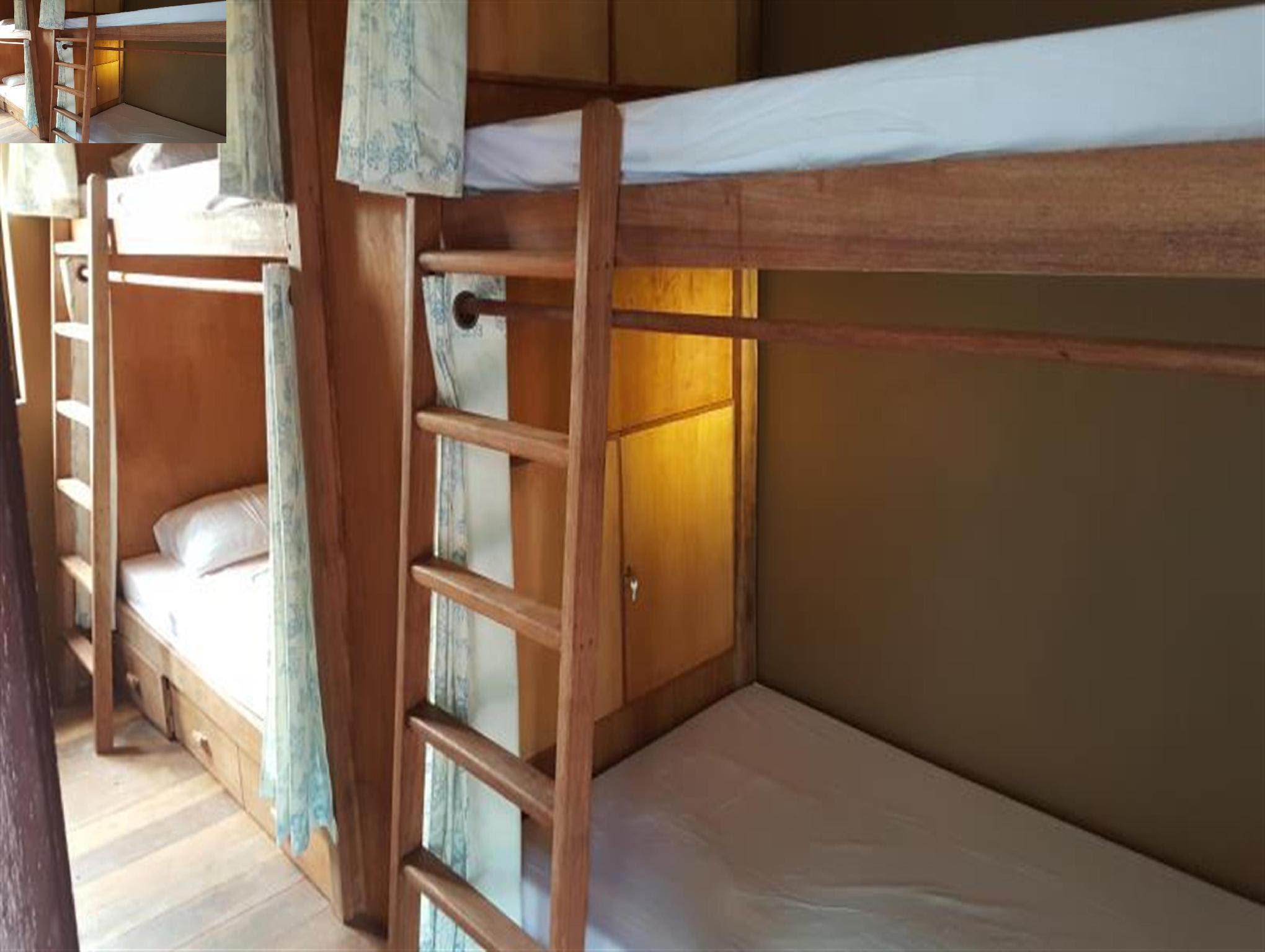 Review Mini Hut Hostel