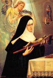 Rita de Casia, Santa