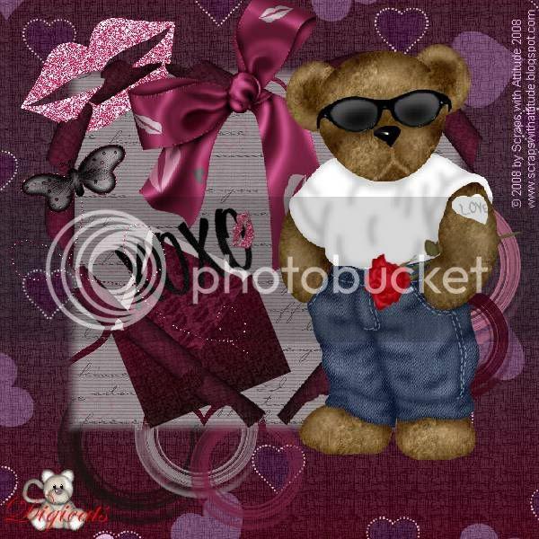 Teddy Bear,Romantic,Valentine's Day