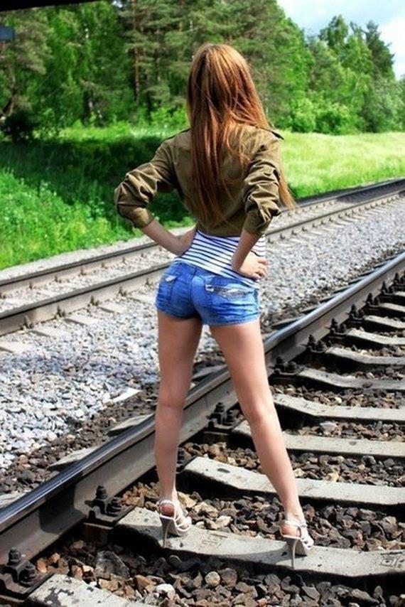 calça jeans-shorts