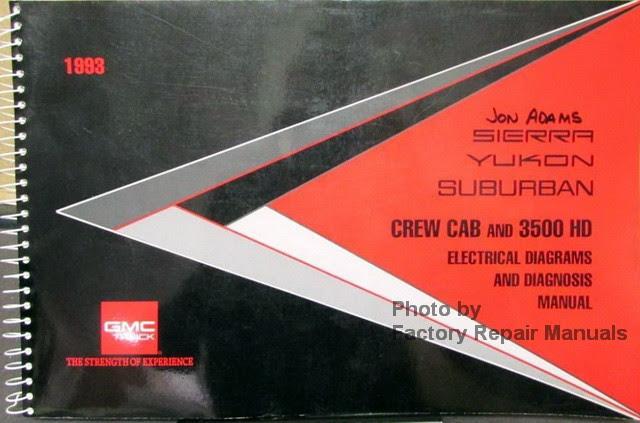 Diagram 1992 Gmc Sierra Yukon Suburban Wiring Diagram Manual 1502503500 Full Version Hd Quality Manual 1502503500 Diagramstabel Pubconcept Fr