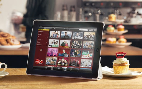 TiVo TV Anywhere app, multiroom streaming launch for Virgin Media viewers