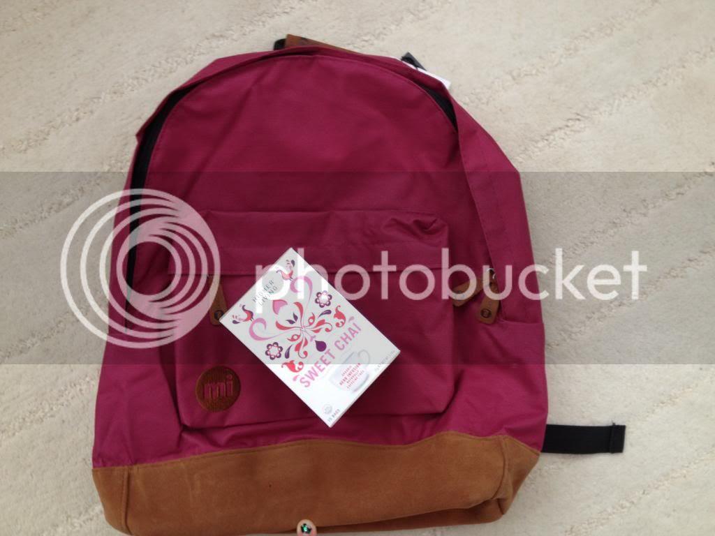 USC backpack