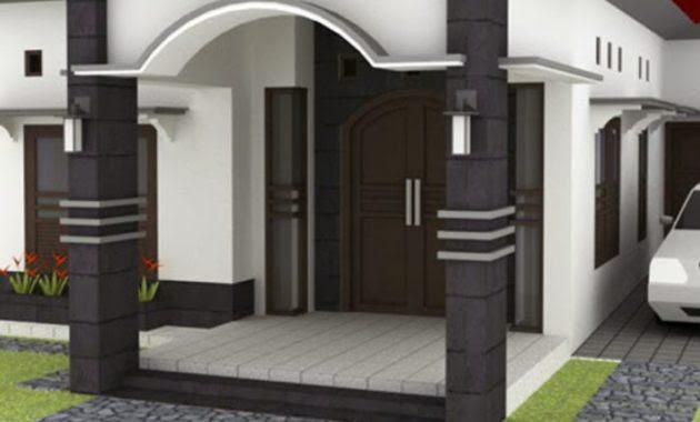 97 Foto Desain Teras Rumah Minimalis Dengan Batu Alam Yang Bisa Anda Contoh Unduh