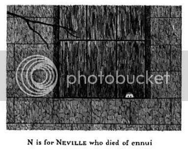 La n es de Neville, que murio de puro tedio