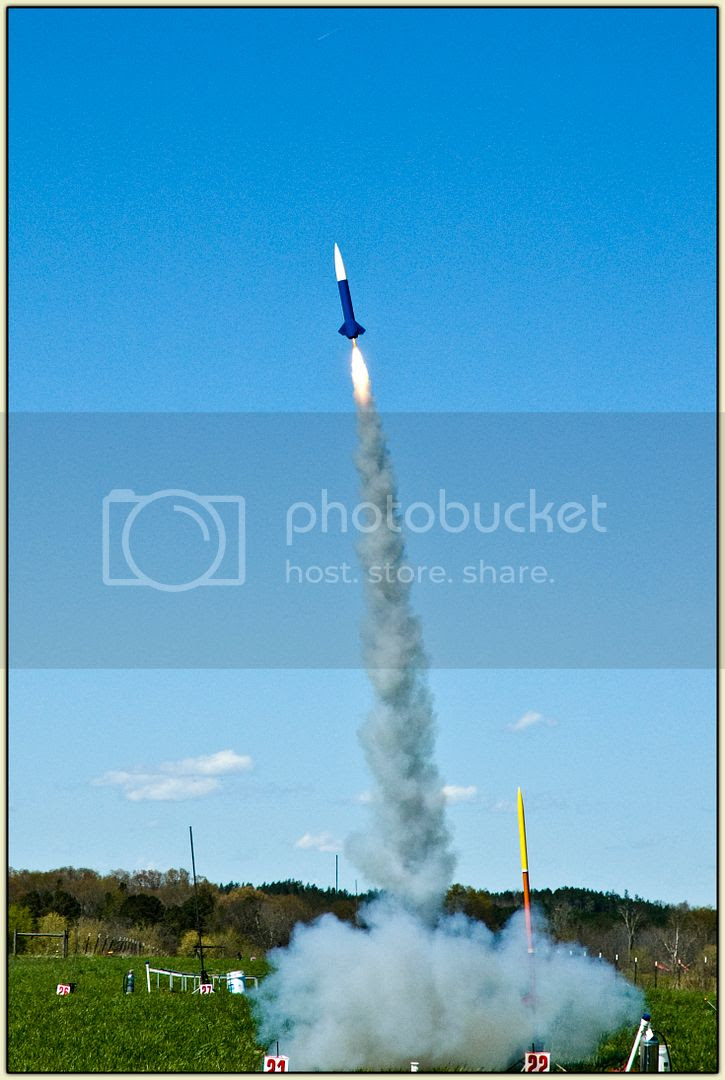 GRITS-1 launch, too