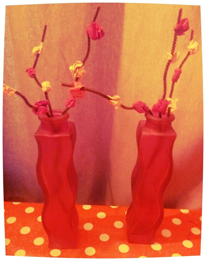 Chinese New Year Plum Blossom Craft
