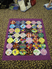 Almost completed Charity Quilt #2