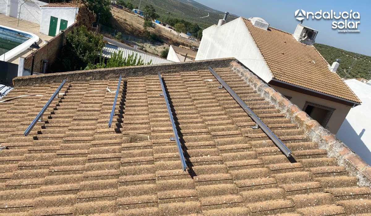 Instalación de placas solares para autoconsumo (Arjona ...