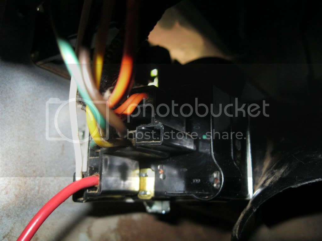 Headlight Wiring