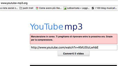addio al convertitore audio  youtube wired