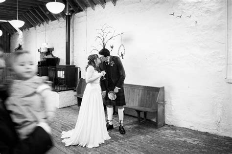 Wedding photography at Bogbain Farm, Inverness