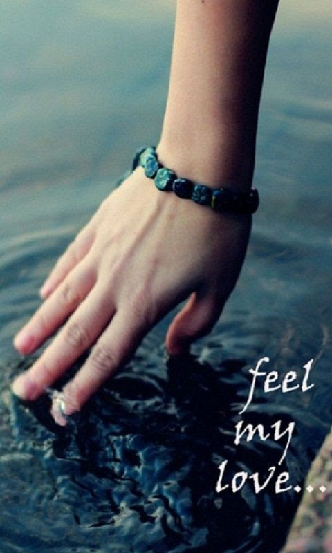 Feel My Love Mobile Wallpaper Phone Background