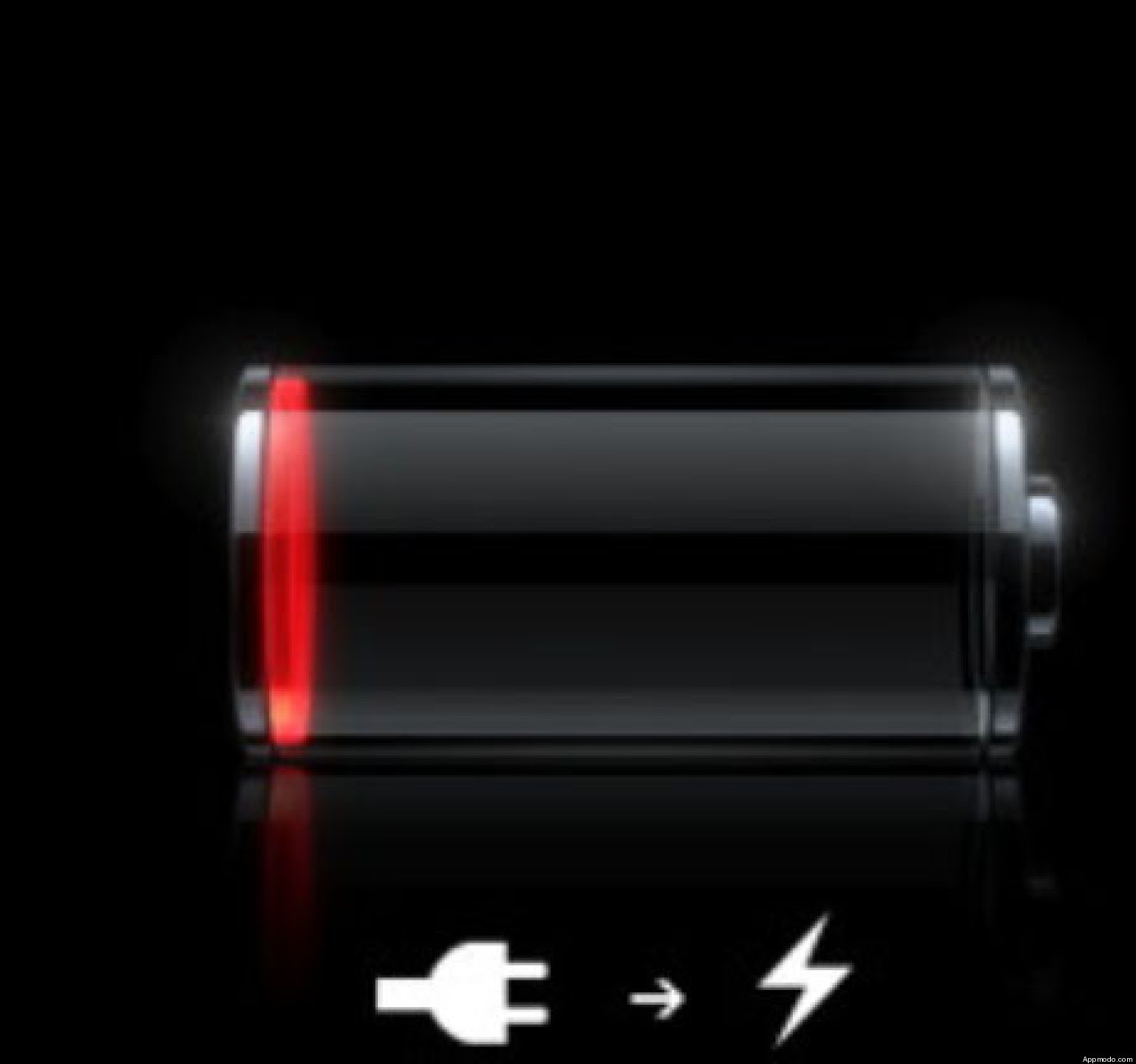 10 IPhone Battery Icon Images - iPhone 5 Battery Charging ...