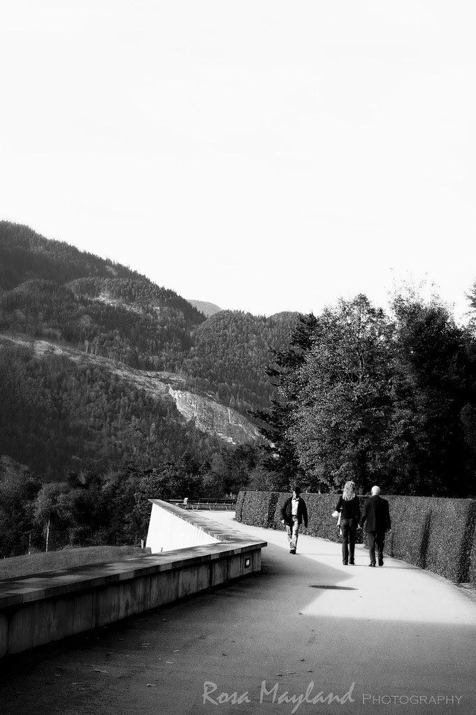 Fürstenwald, Chur (Graubünden, Switzerland) - October 2013