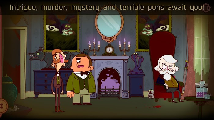 Bertram Fiddle: Episode 1- screenshot
