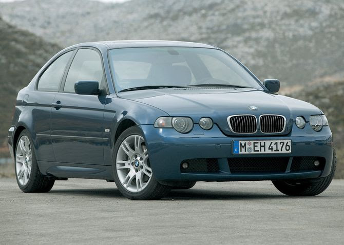 E46 Compact was another slightly quirky 3 series variant, one which is getting increasingly cheaper