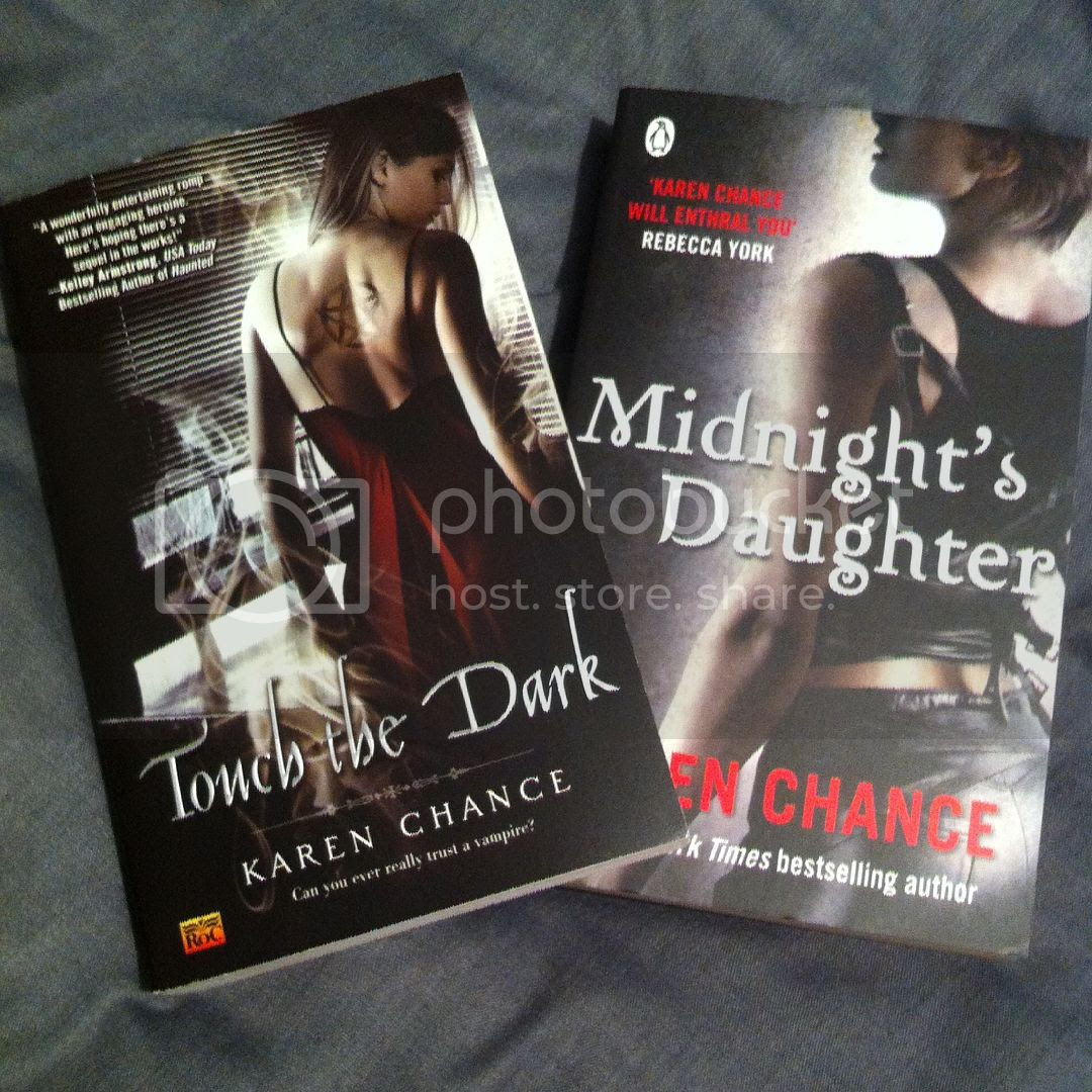 Karen Chance's books