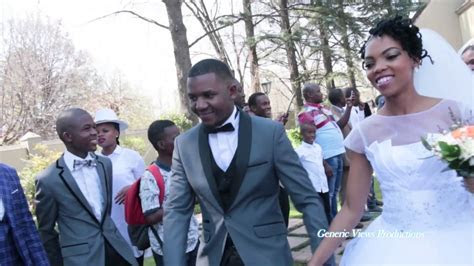The Best Ever Wedding Video In South Africa   YouTube