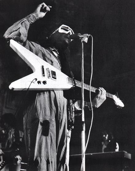 John Cale at the Paradiso, October 16, 1975