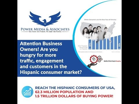 Hispanic Buying Power in US - Right Marketing Campaign.