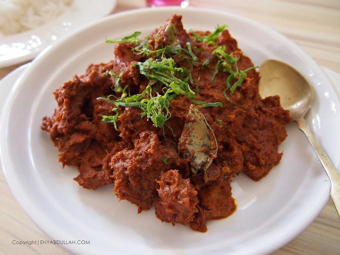 Rendang Pedas Daging Utara Mak Siti