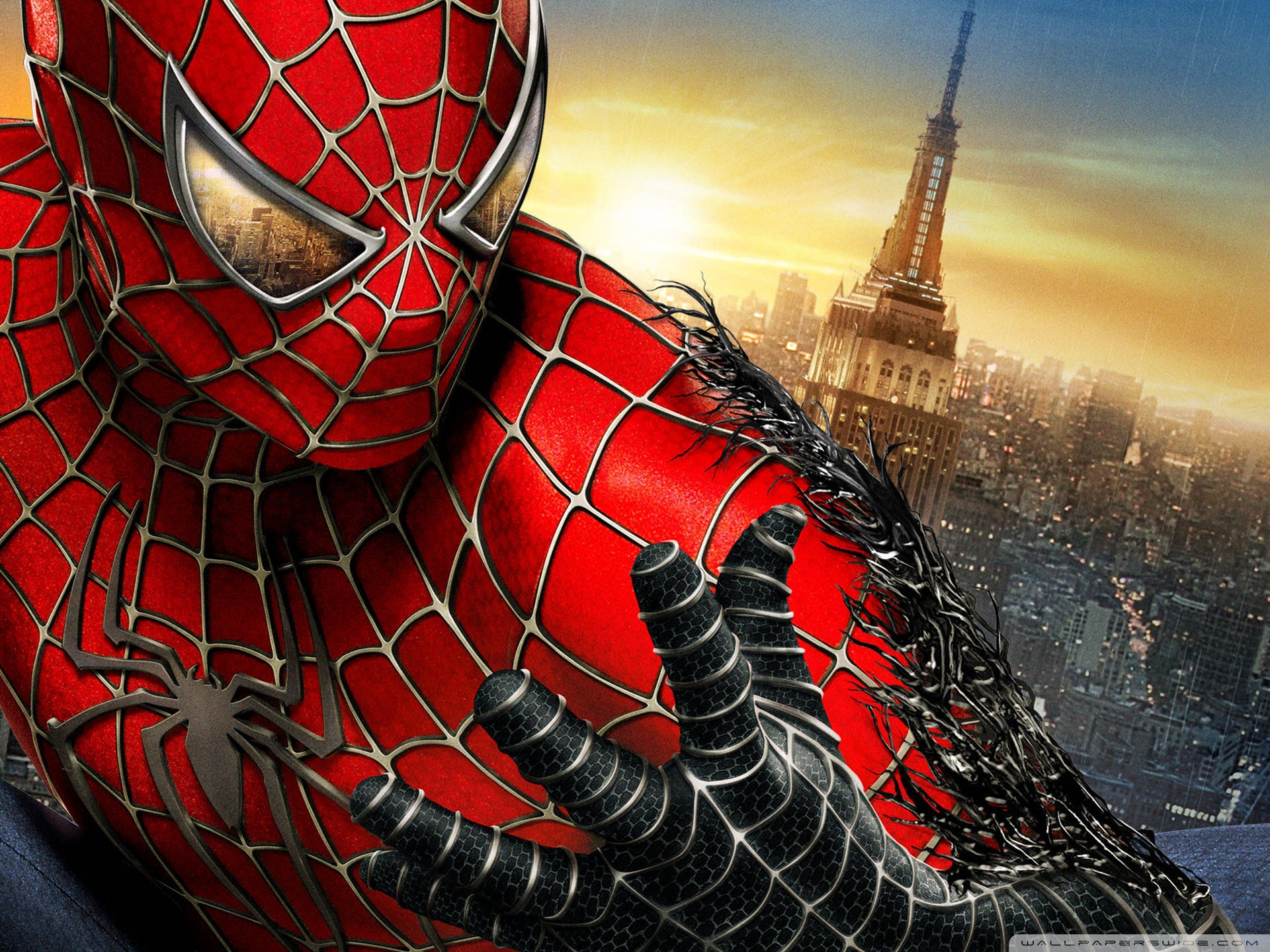 Spiderman Wallpaper For Pc