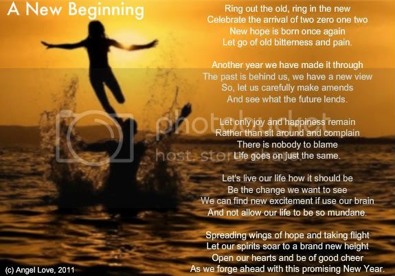 New Beginning Quotes And Poems 6 Quote