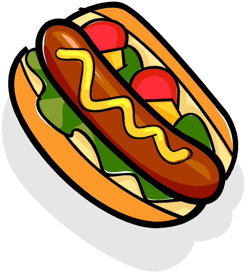 Free Hot Dog Drawings Download Free Clip Art Free Clip Art On