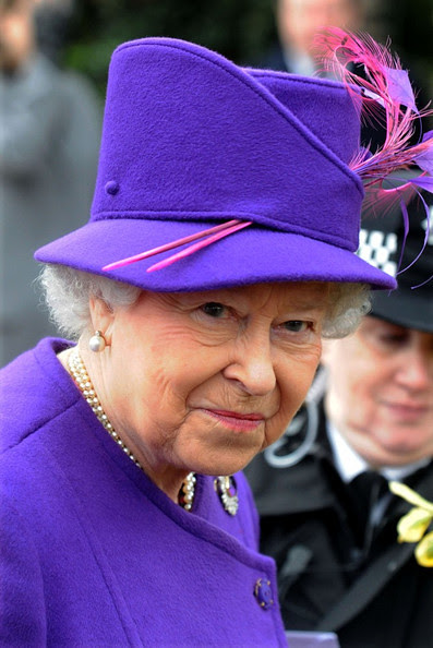 Queen Elizabeth II hat 6