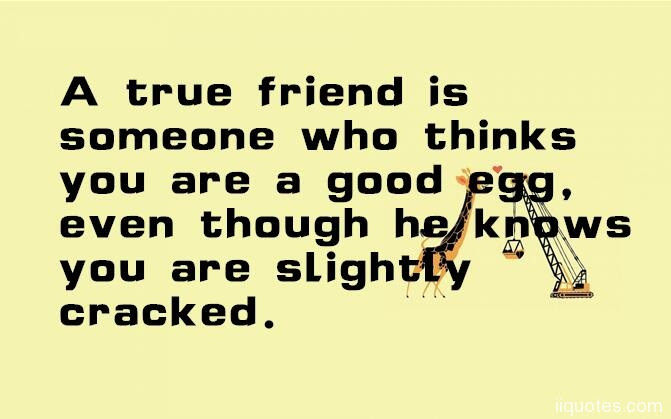 Friends Being Silly Together Quotes
