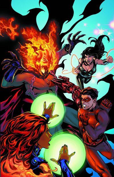 Convergence Titans #2