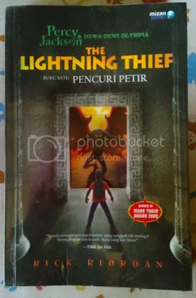 The Lightning Thief (Reread) Review