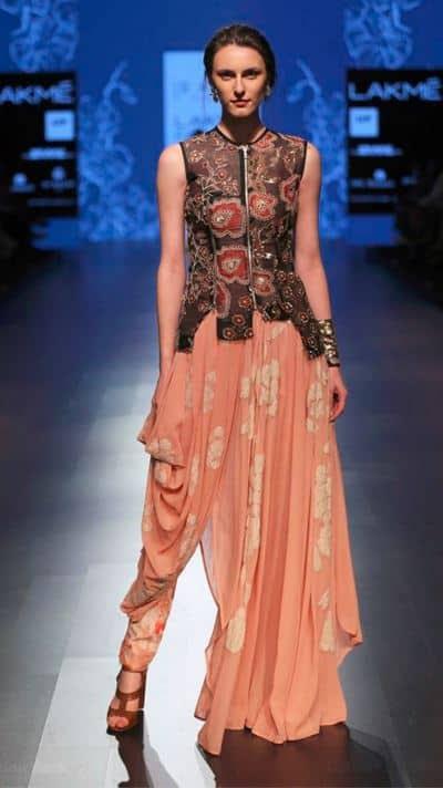 10 indo western dresses to add this wedding season