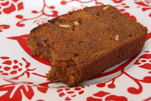Pumpkin bread by Eve Fox, Garden of Eating blog, copyright 2011