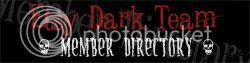 Etsy Dark Team Member Directory