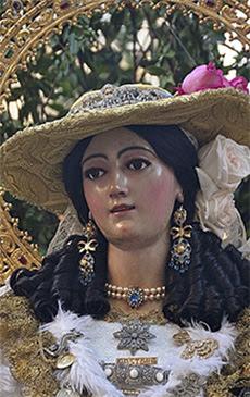 Resultado de imagen de Pastora de Triana