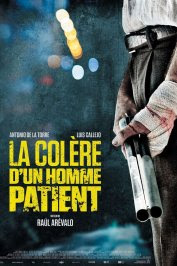 background picture for movie La colère d'un homme patient