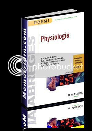PCEM PHYSIOLOGIE PDF TÉLÉCHARGER