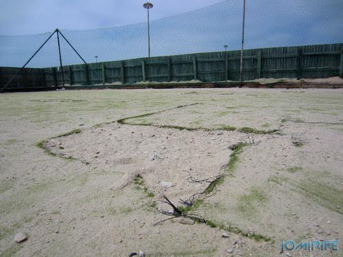 Campos de praia da Figueira da Foz / Buarcos #2 - Tenis (4) (degradado) [en] Game fields on the beach of Figueira da Foz / Buarcos - Tenis