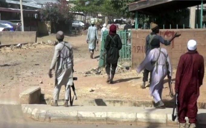 Gun duel as Boko Haram insurgents attempt to infiltrate Damaturu