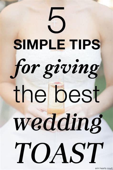 13 best Wedding Toast Ideas images on Pinterest