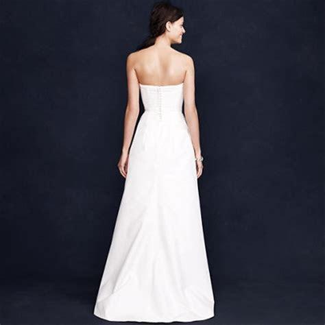 J.Crew Miranda Gown Number 75617 Wedding Dress   Tradesy