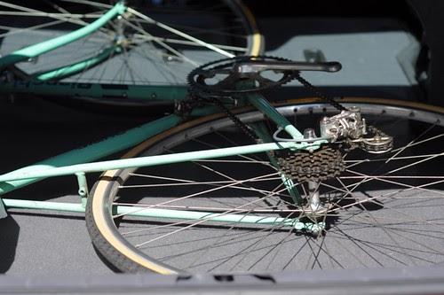 Nos Vinatge 80s Right side only Mountain hybrid Bike brake lever Chang star 23mm