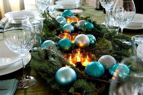 DIY Christmas candle centerpieces ? 40 ideas for your table