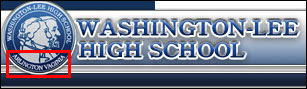 Washington Lee High School Footer